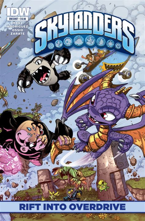 Kaos Comic Book 13 rift into overdrive skylanders wiki fandom powered by