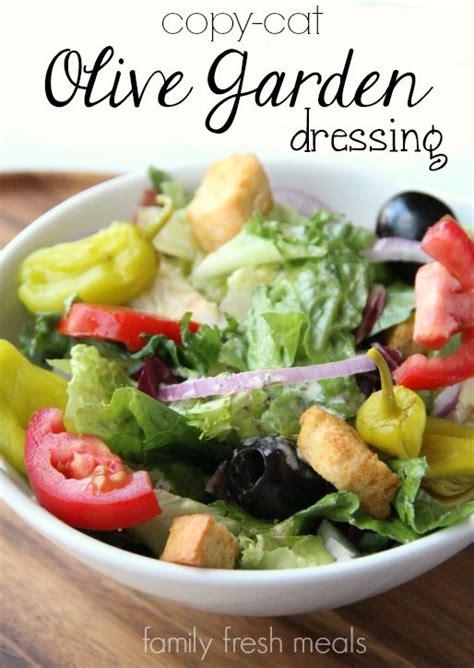 olive garden family meals olive garden salad olive gardens and salad dressings on