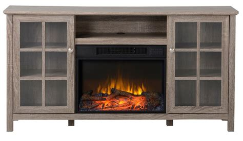 60 Media Fireplace by Homestar Provence 60 Inch Wide Media Fireplace In
