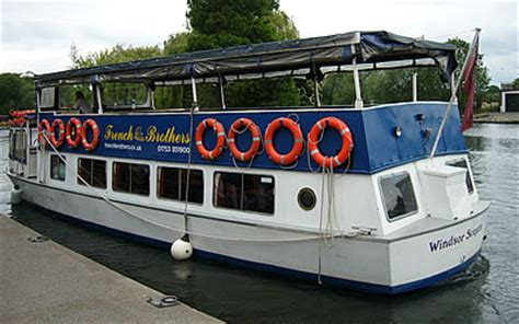 french brothers boat trips windsor visit windsor and eton tourist guide photos and