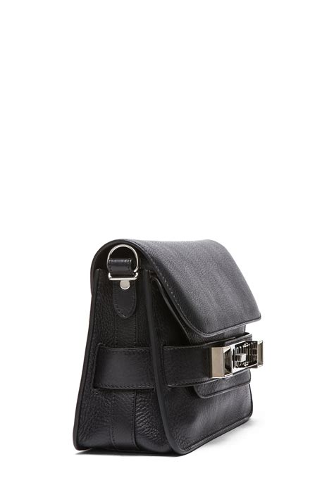 John Lewis Sale Duvet Covers Proenza Schouler Mini Ps11 Classic In Black