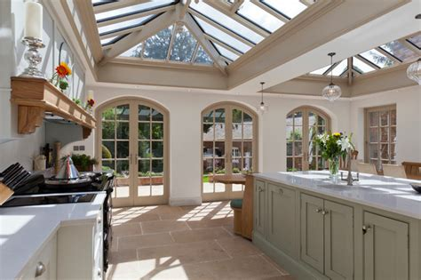Conservatories And Orangeries Kitchens by Luxurious Kitchen Diner Conservatory Traditional