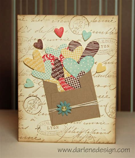 Creative Handmade Day Cards - 20 creative s day cards you wish you were
