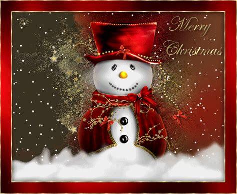 kerstplaatjes sneeuwpoppen