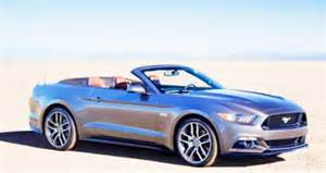Ford Mustang Convertable 2017 Ford Mustang Convertible Redesign New Ford Redesign
