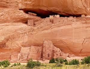 Arizona House Plans White House Ruins Canyon De Chelly Photograph By Bob And