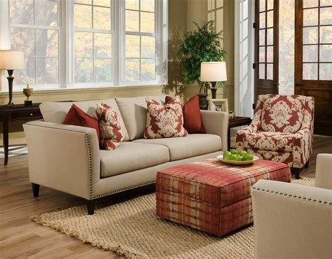 living room ottoman 50 beautiful living rooms with ottoman coffee tables