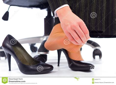high heels for plantar fasciitis plantar fasciitis stock photo image 56052771