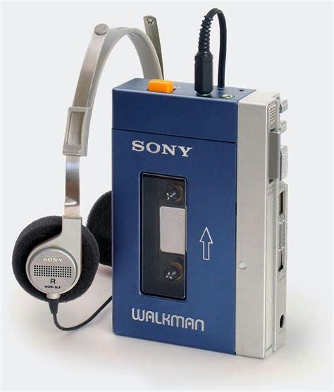cassette walkman sony walkman tps l2 the original walkman portable