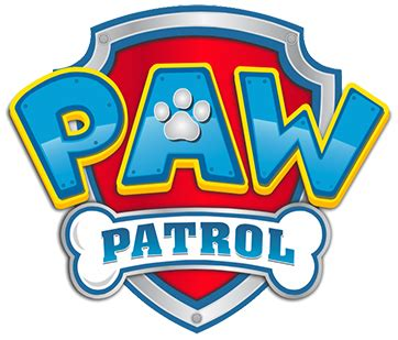 Catchphrases Paw Patrol Wiki Fandom Powered By Wikia Paw Patrol Logo Template