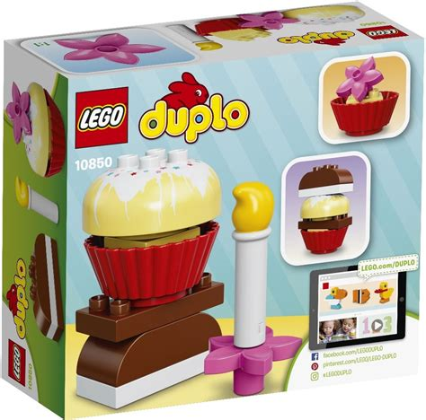 Cafe Set Mainan Edukasi Anak Oct2207 Multicolor jual lego duplo 10850 my birthday cake multi colour bricks di mataharimall