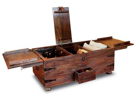 store wine in the living room wine bar treasure trunk a