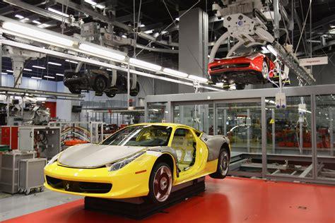 Where Is Ferrari Factory by Ferrari Factory Tour Zimbio