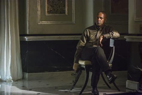 denzel washington the equalizer 2 the equalizer 2 sony s crime thriller gets a sequel