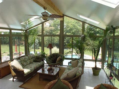How Much To Add A Sunroom Why Add A Sunroom In The Winter Why Add A Sunroom In The