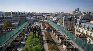 agroparistech un potager sur les toits de alim agri