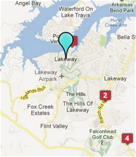 lakeway texas map lakeway tx hotels motels see all discounts