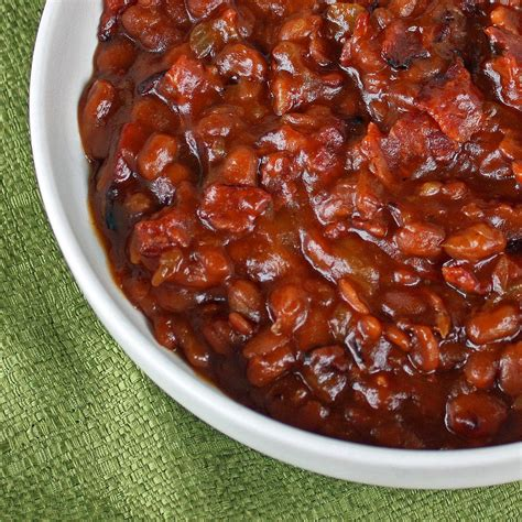 bacon baked beans recipe dishmaps