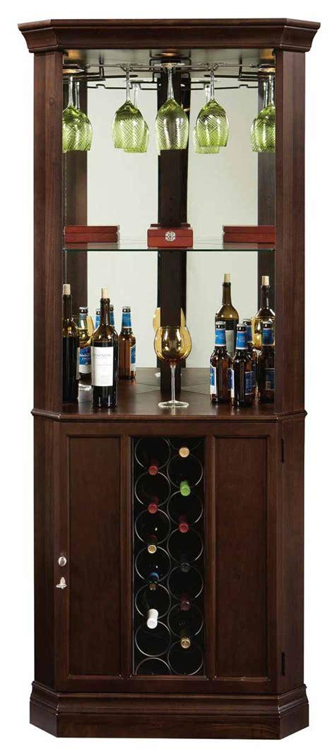 corner wine rack cabinet howard miller piedmont iii 690 007 corner wine cabinet