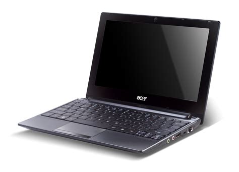 Laptop Acer Aspire D260 acer aspire one d260 netbook eco compatibile di gran fascino