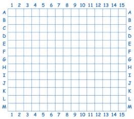 mystery picture coloring grid mystery picture graph coloring pages