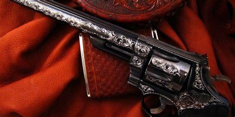 engraved on the gun engraver jim downing engraving of guns