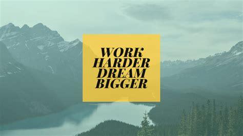 fear motivational quote desktop wallpaper templates  canva