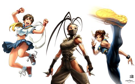 street fighter ibuki wallpaper gallery