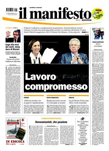 il manifesto del libero il manifesto del 5 aprile 2012 funize com