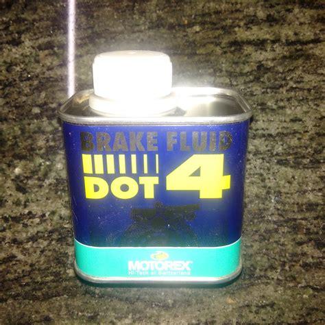 Minyak Rem Dot 4 jual minyak rem dot 4 merk motorex rp 140 000