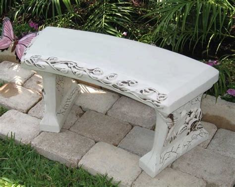 personalized benches outdoor personalized concrete garden bench concrete garden bench
