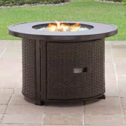 walmart gas pit better homes and gardens colebrook gas pit walmart