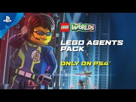 Sony Lego Worlds Ps4 lego 174 worlds ps4 playstation
