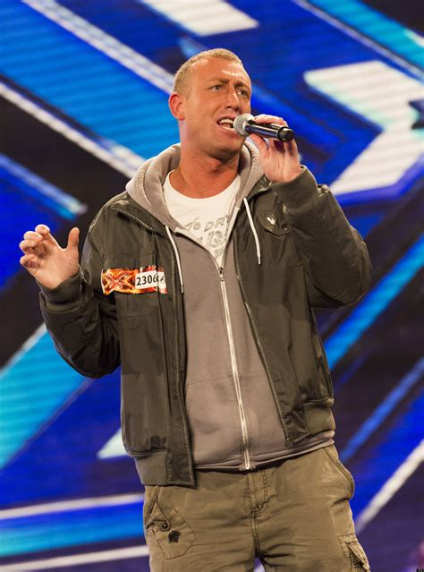 liverpools x factor star christopher maloney shows off new tattoo x factor christopher from liverpool stuns audience with