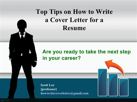 how to write a cover letter top tips on how to write a cover letter for a resume 1310