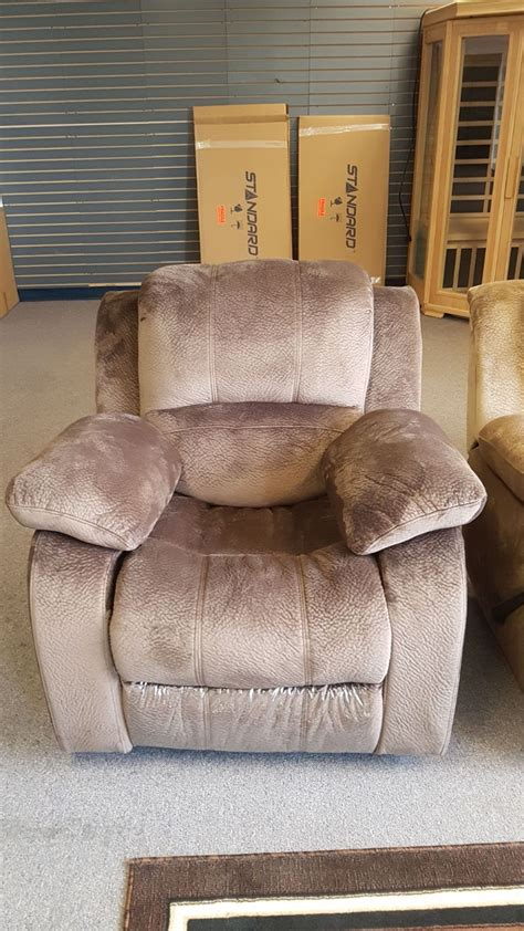 Microfiber Living Room Chairs by Rocking Recliner Furniture Living Room Chair Microfiber
