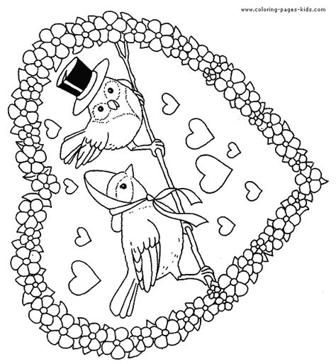 Free Coloring Pages Of Adult Valentine S Day Valentines Day Coloring Pages For Adults