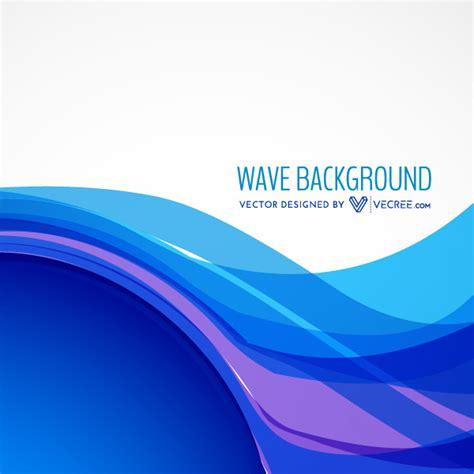 blue wave background blue wave background free vector free vectors ui