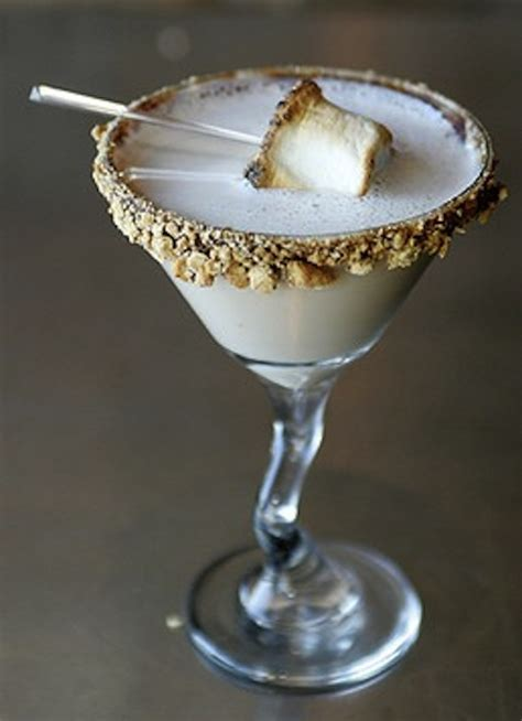 martini smore 25 fall cocktails you must try afternoon espresso