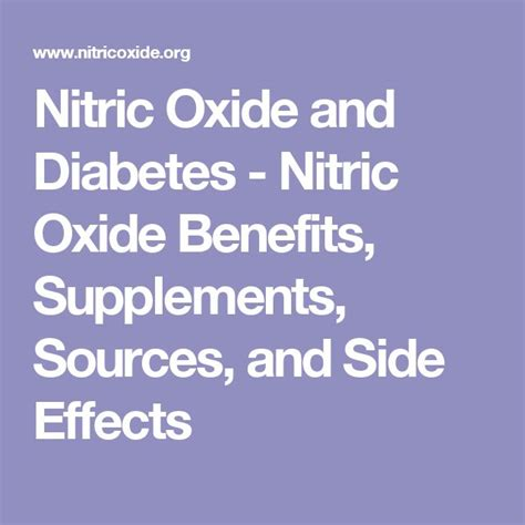creatine and diabetes 25 best ideas about nitric oxide supplements on