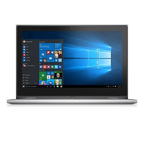 dell inspiron slv touchscreen laptop generation intel core gb ram gb ssd buy uae pc