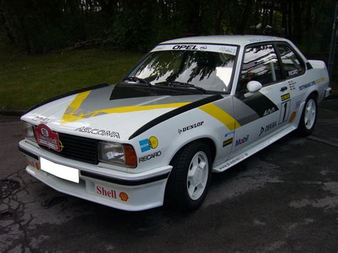 opel ascona 400 1979 opel ascona 400 related infomation specifications
