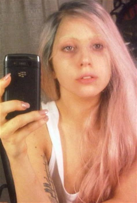 No Make Up Leaves Cher Looking Just Like Ozzy Osbourne by Gaga Without Makeup Pictures Without Makeup