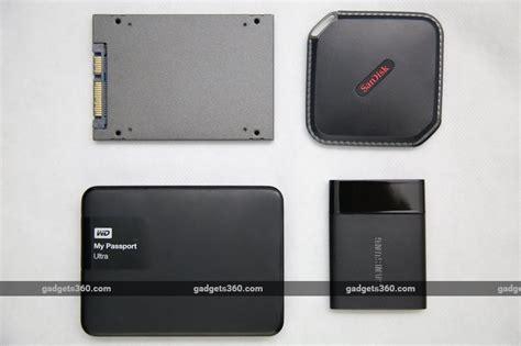 Ssd External Samsung T3 1tb Portable External Ssd sandisk 500 portable ssd and samsung portable ssd t1 review ndtv gadgets360