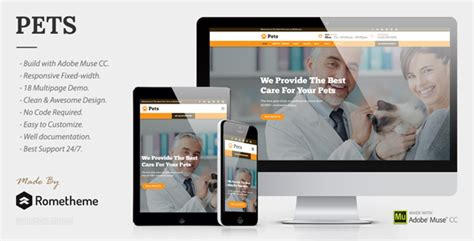 Museum V1 3 Responsive Theme free themes muse
