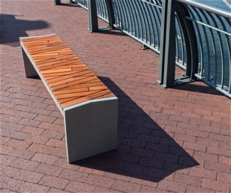 forms and surfaces benches reclaimed atlantic city boardwalk bench by forms surfaces
