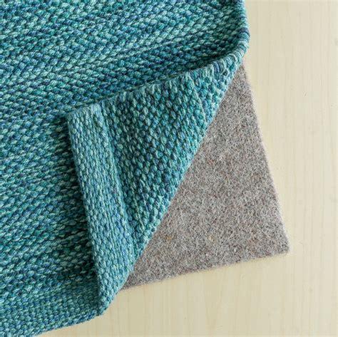 100 Felt Rug Pad Thick - rugpadusa basics 100 felt rug pad 12 x 15 1 3