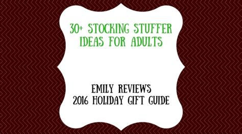 top 30 unique frugal stocking stuffer ideas hip2save stocking ideas ideas from our stocking contest at the