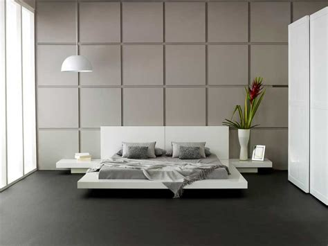 white modern bed ideas for bedroom with white modern bed editeestrela design
