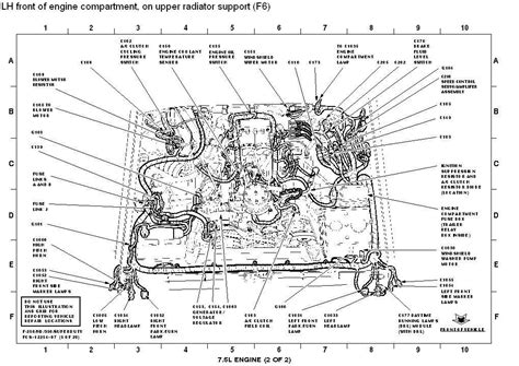 wiring diagram  ford     find image
